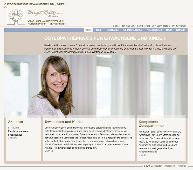 Internetagentur für Webdesign, TYOP3 und SEO aus Idstein